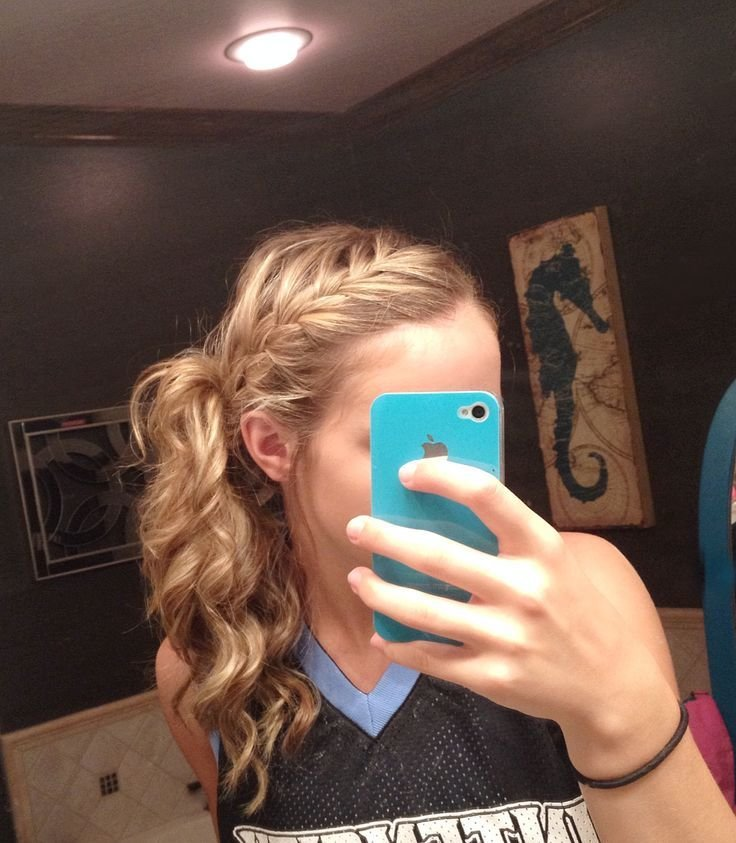 The Best 1000 Ideas About Basketball Hairstyles On Pinterest Pictures