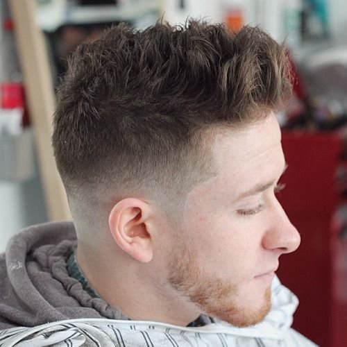 The Best Best Types Of Fade Haircuts Mens Hairstyles Web Pinterest Hair Barber Types Of Fade Pictures