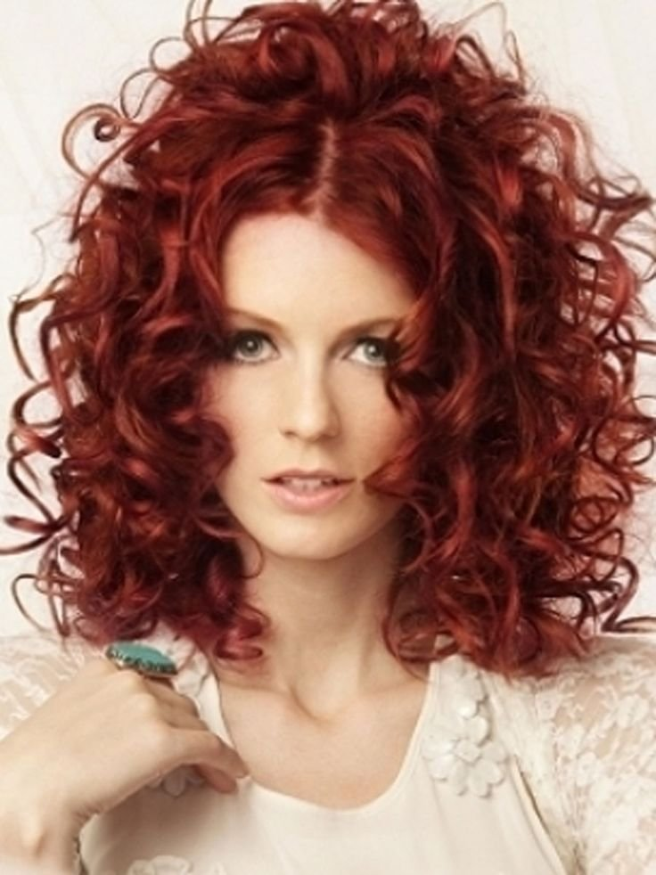 The Best 16 Best Images About Curly Red Hair On Pinterest Red Curls Curls And Medium Curls Pictures