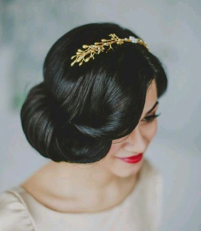 The Best Vintage Hairstyle Formal Hairstyles Pinterest Beautiful Updo And Elegant Updo Pictures