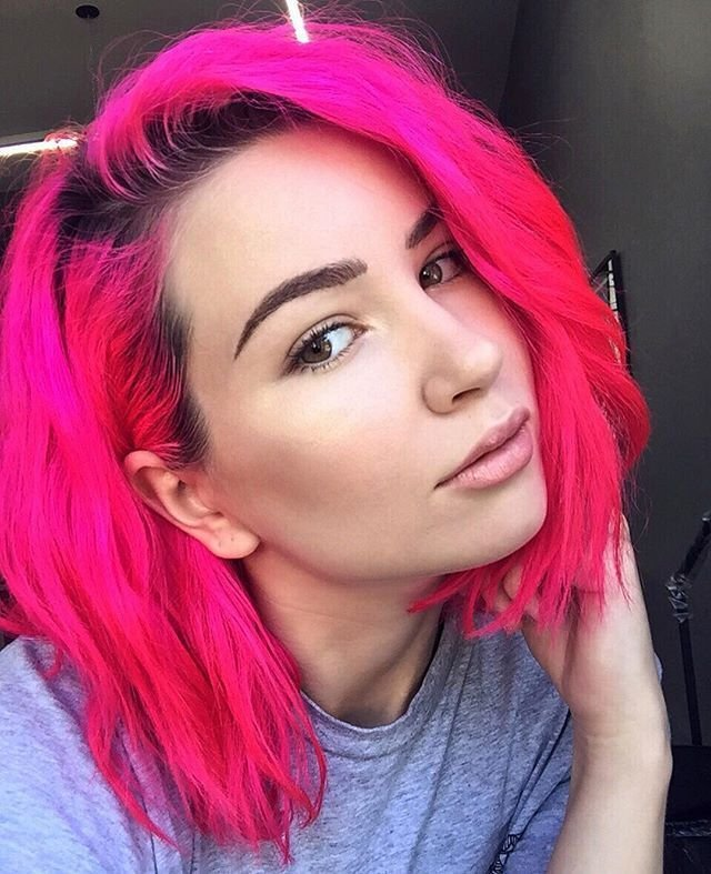 The Best 500 Best Extreme Hair Colors 1 Images On Pinterest Pictures