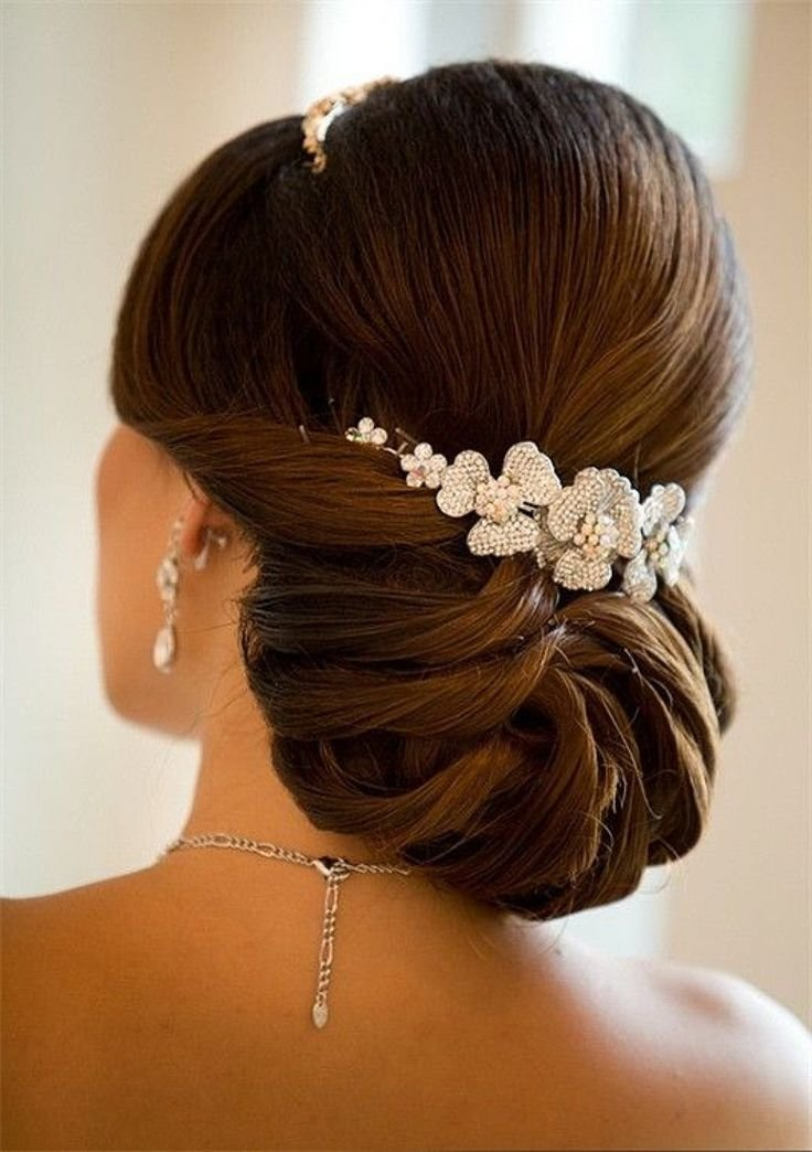 The Best 1000 Ideas About Elegant Wedding Hairstyles On Pinterest Pictures
