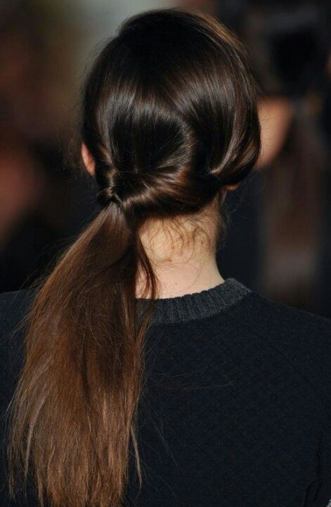 The Best 17 Best Images About Tied Up Hairstyles On Pinterest Pictures