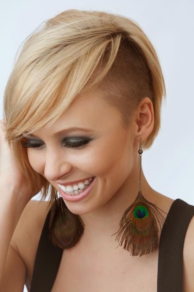 The Best 1000 Ideas About Women S Shaved Hairstyles On Pinterest Pictures