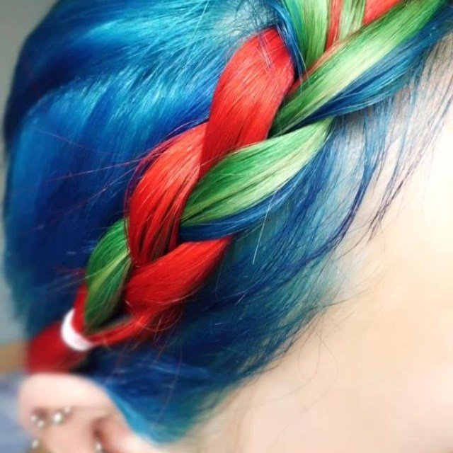 The Best 1000 Images About Special Colored Hair On Pinterest Pictures