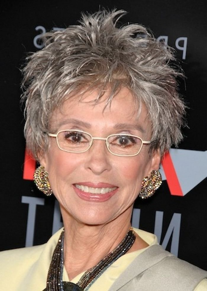 The Best Short Hairstyles For Women Over 60 With Glasses Best Pictures