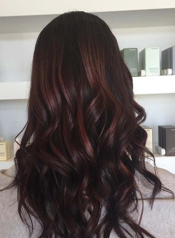 The Best Top 30 Chocolate Brown Hair Color Ideas Chocolate Brown Pictures