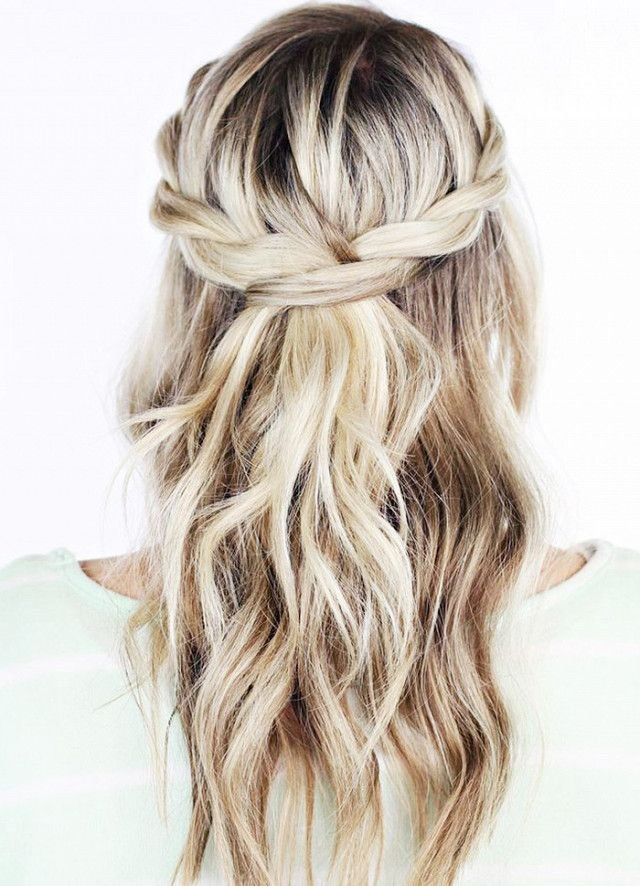 The Best 5 Minute Hairstyles For Medium Length Hair Hairstyles Pictures
