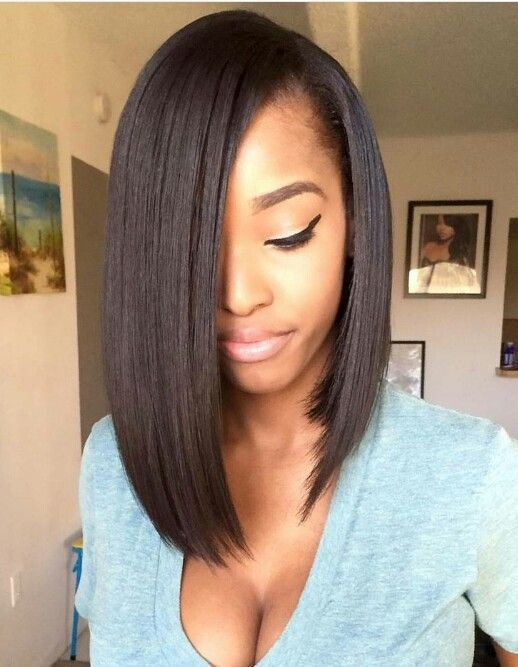 The Best Bob Hair Black Hairstyles Pinterest Bobs Hair Style Pictures