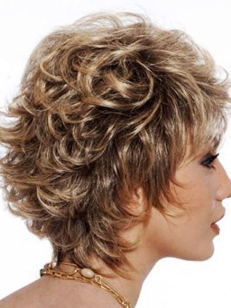 The Best Short Layered Haircuts For Women Front And Back View Back View Shor Hair Styles Color Pictures