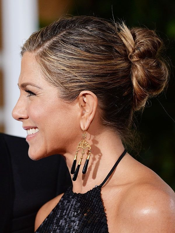The Best Golden Globes 2015 3 Unexpected A List Hairstyles Pictures