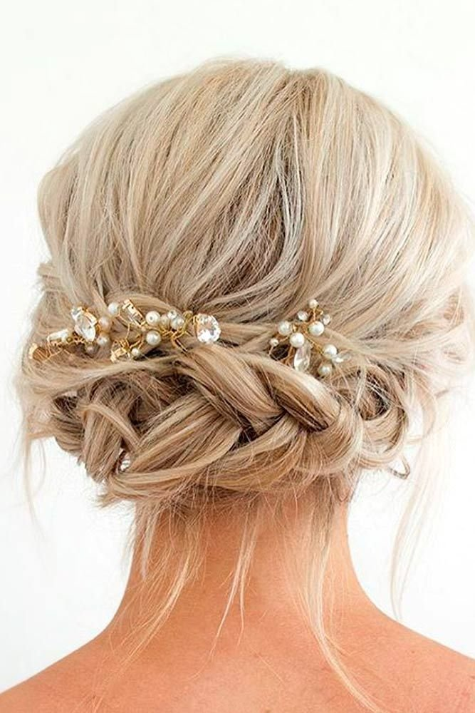 The Best 33 Amazing Prom Hairstyles For Short Hair 2018 Hair Pictures