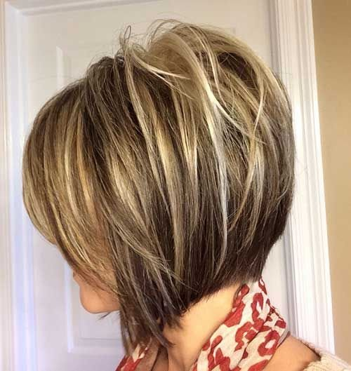 The Best 20 Inverted Bob Back View Bob Hairstyles 2015 Short Pictures