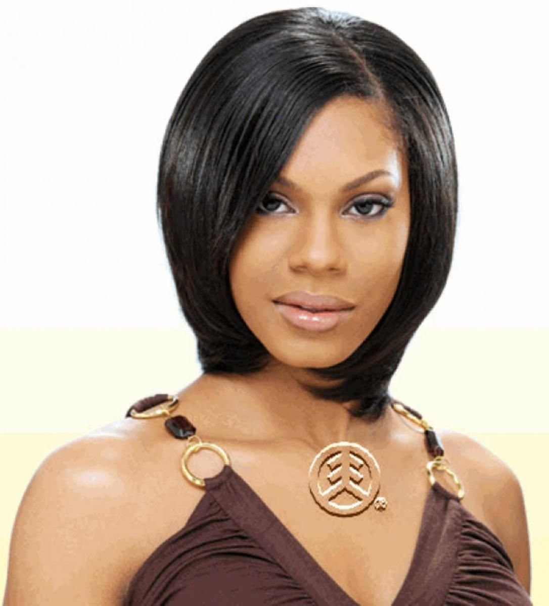 The Best Tremendous Short Bob Straight Haircut African American 5 Pictures Original 1024 x 768