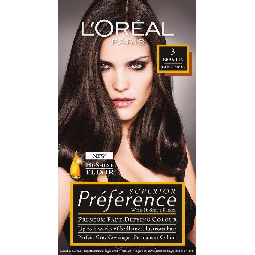 The Best Dark Chocolate Brown Hair Color Loreal Let S Face It Pictures