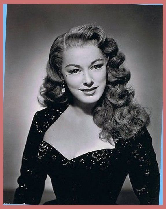 The Best 40S Hairstyles On Pinterest 1940S 1940S Hairstyles And Pictures