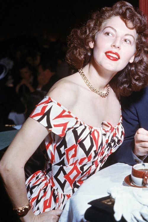 The Best Ava Gardner At Ciro's Nightclub West Hollywood Pictures