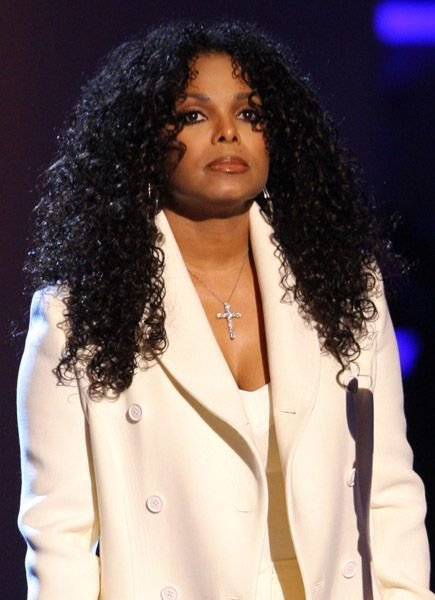 The Best Janet Jackson Natural Hair Janet In Why Did I Get Pictures