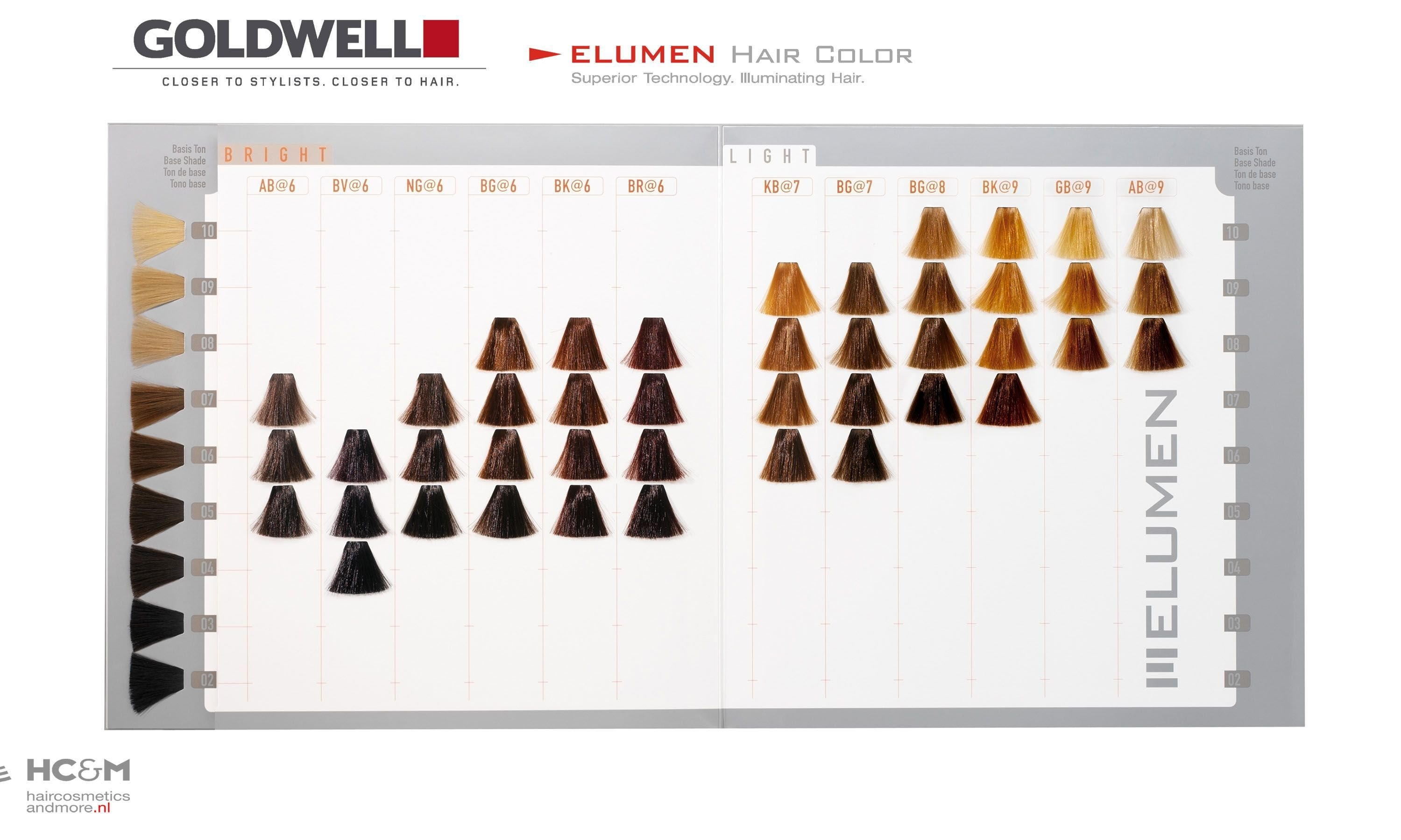 The Best Goldwell Elumen Color Chart Previous Color Charts Pictures