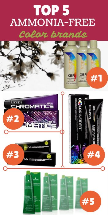 The Best Top 5 Ammonia Free Hair Color Brands 2014 This Is A Quick Pictures