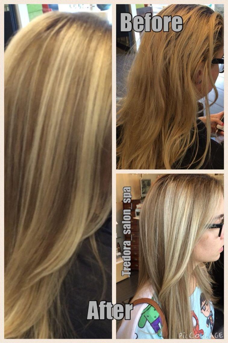 The Best Balayage Highlights Over Medium Ash Blonde Base Hair Pictures