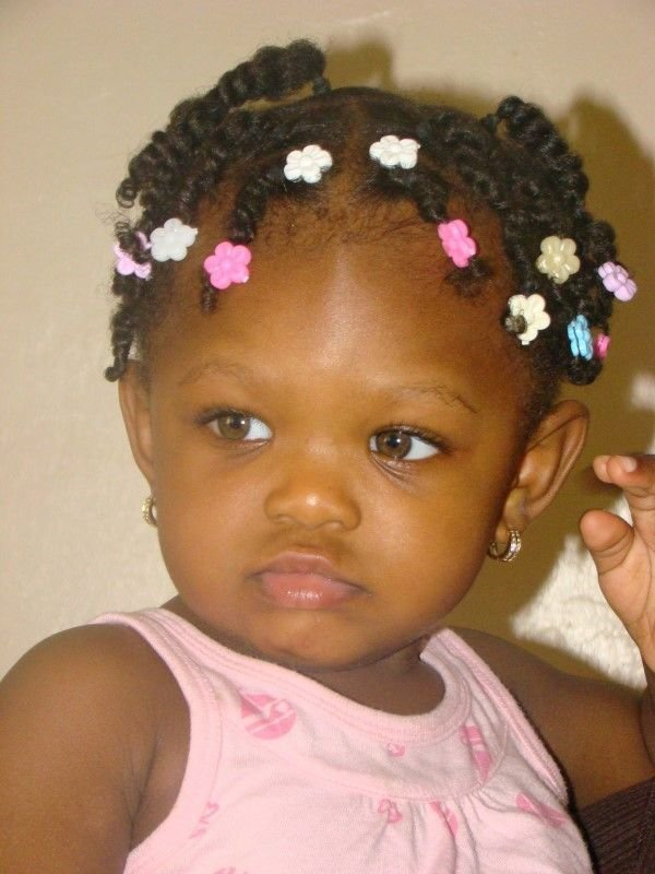 The Best Natural Hairstyles For Little Black Girls With Short Hair Pictures