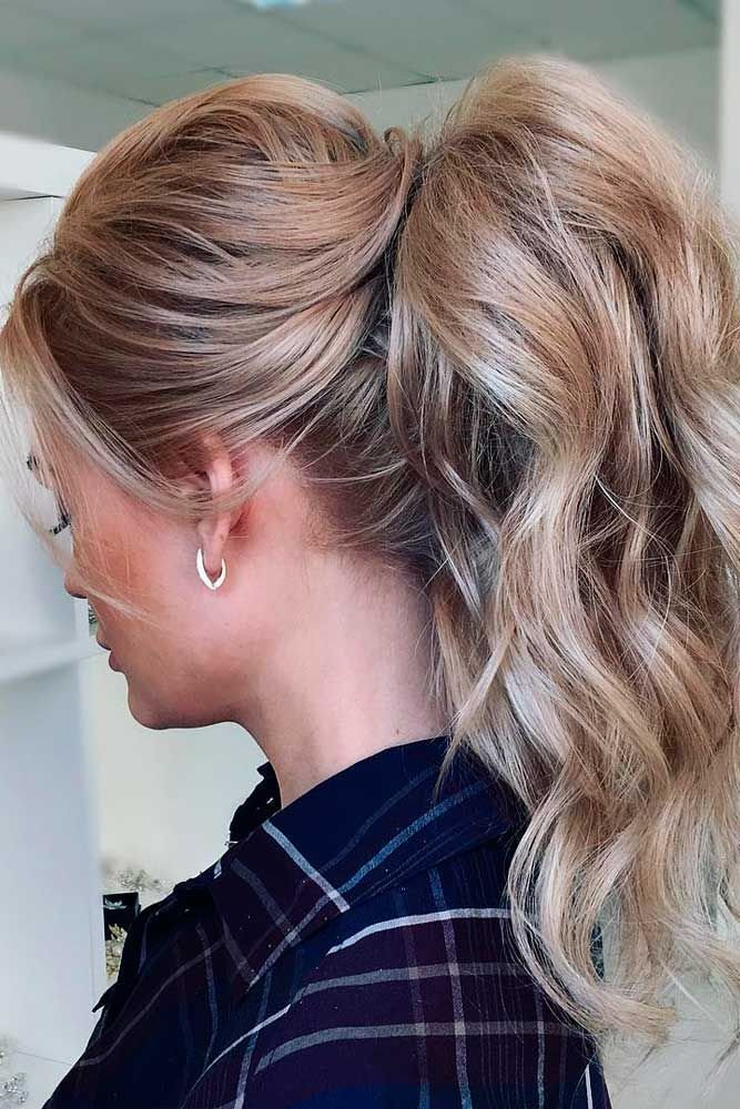 The Best 30 Cute Ponytail Hairstyles For You To Try Ponytail Pictures
