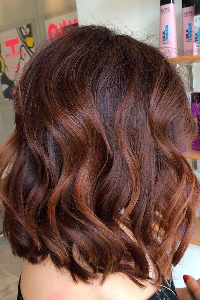 The Best Ways To Make Your Caramel Hair Color Play For You ★ See Pictures