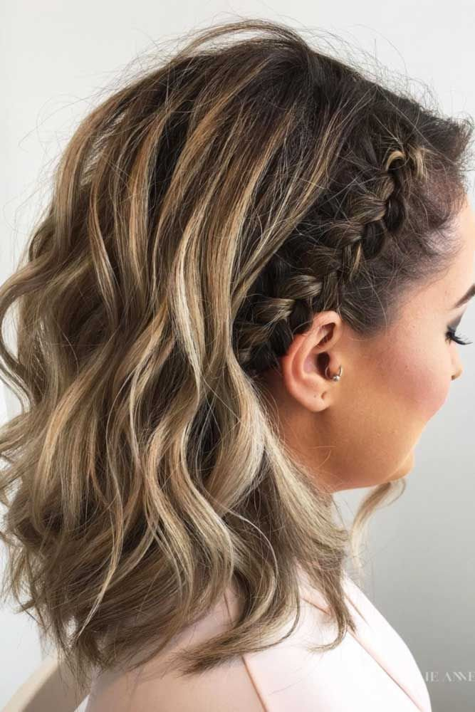 The Best 30 Cute Braided Hairstyles For Short Hair Braid Pictures