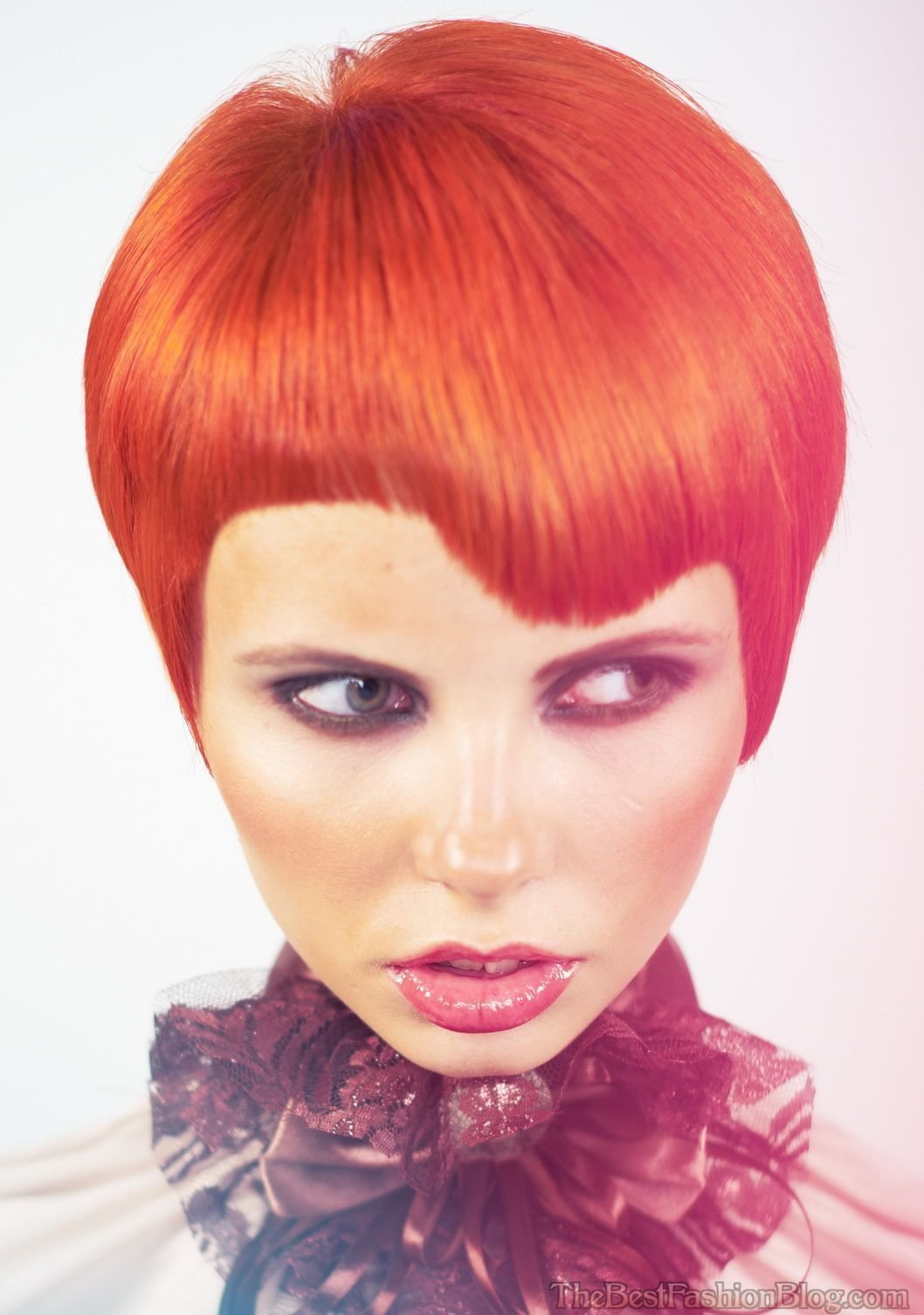 The Best Geometric Hairstyles Sök På Google Bold Short Haircut Pictures