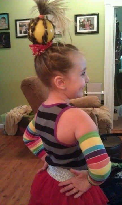 The Best Wacky Hair For Wacky Day At School School Theme Days Pictures