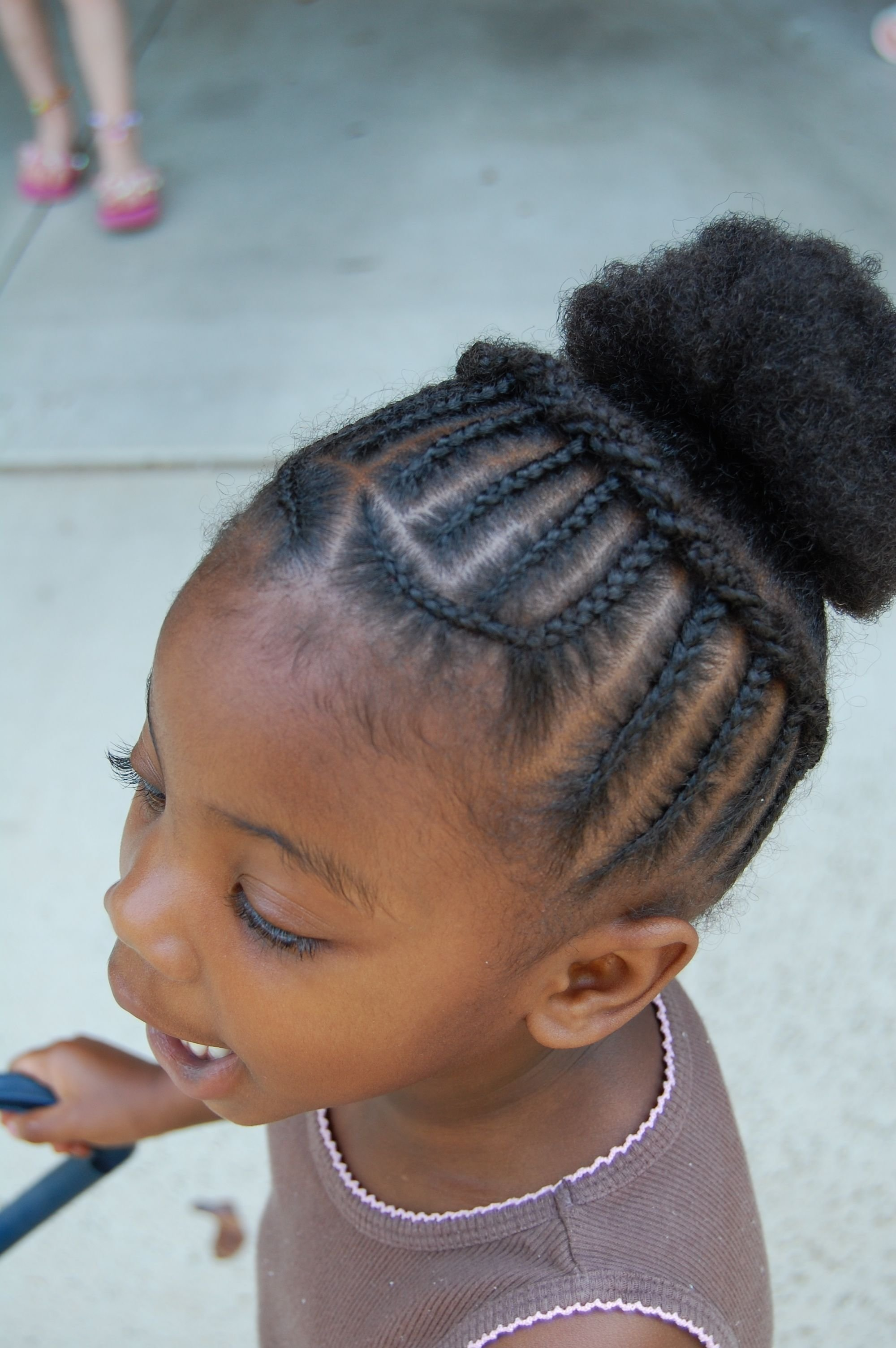 The Best African Princess Little Black Girl Natural Hair Styles Pictures