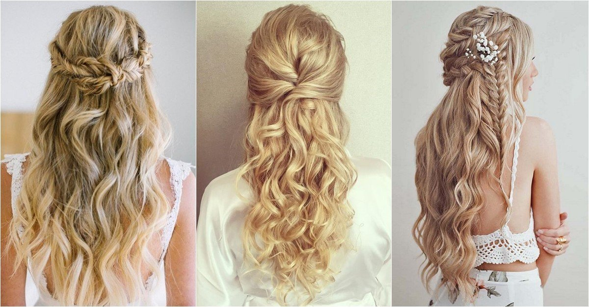 The Best 30 Must See Half Up Beach Wave Bridal Hairstyles To Pictures