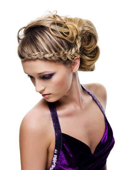 The Best Beautiful Braided Updo Hairstyle For Wedding Pictures