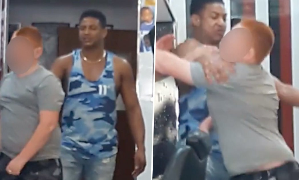 The Best Kid Tries To Knock Out Barber For Giving Him A Bad Haircut Pictures