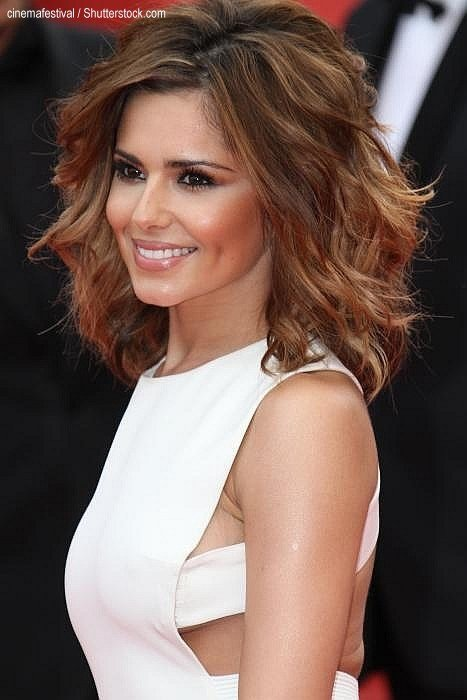 The Best Cheryl Cole Hairstyles Pictures