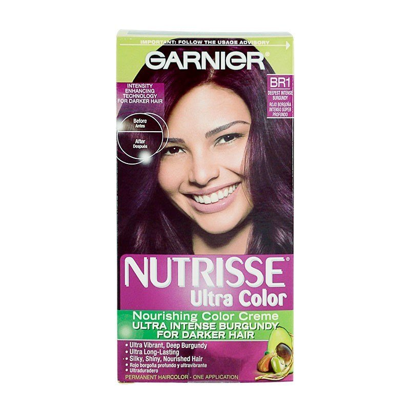 The Best Garnier Nutrisse Ultra Color Nourishing Color Creme Br1 Pictures