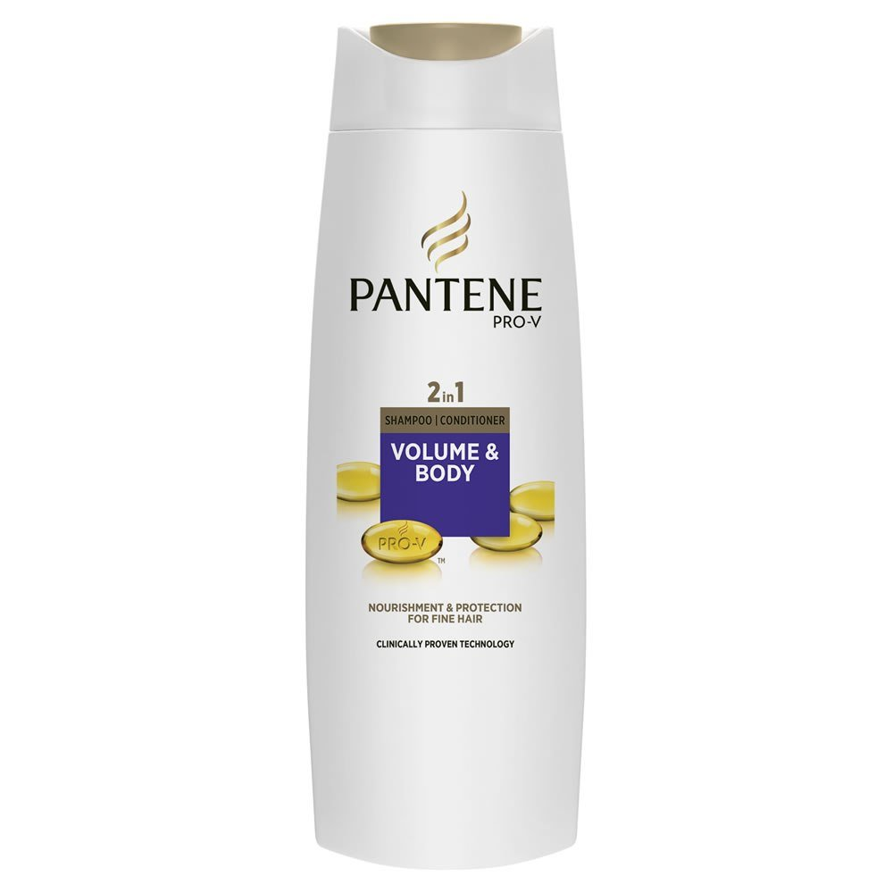 The Best Pantene 2 In 1 Shampoo And Conditioner Volume And Body For Pictures