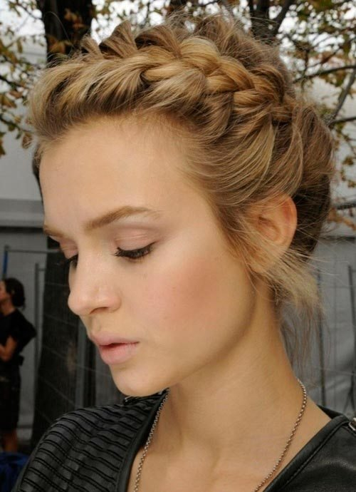 The Best Gorgeous Braided Hairstyles For Super Curly Hair – Beautyfrizz Pictures