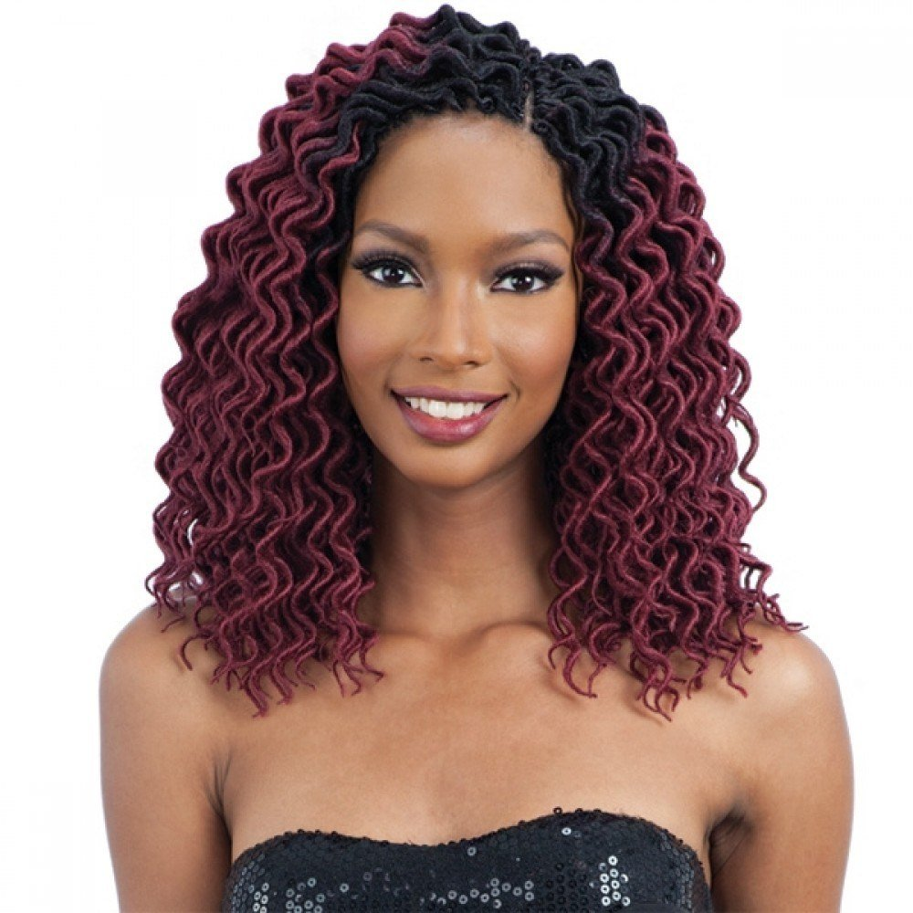 The Best Freetress Braids – Curly Faux Loc Small At Pictures