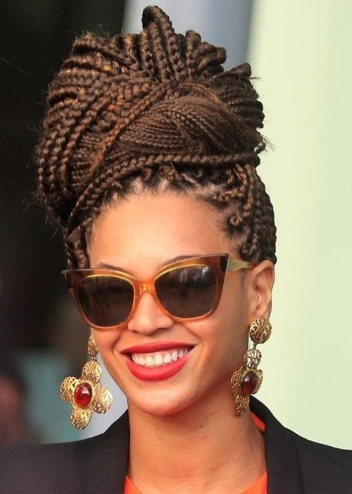 The Best Top 100 Hairstyles For Black Women Herinterest Com Pictures