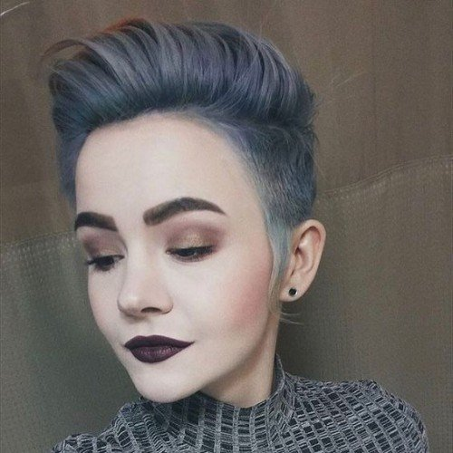 The Best 40 Shaved Hairstyles For Women Herinterest Com Pictures