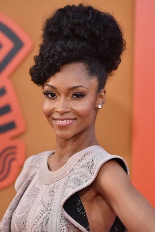 The Best 40 Updo Hairstyles For Black Women 2017 Herinterest Com Pictures