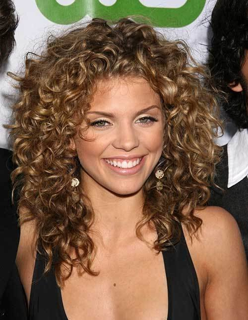 The Best 35 Medium Length Curly Hair Styles Hairstyles And Pictures