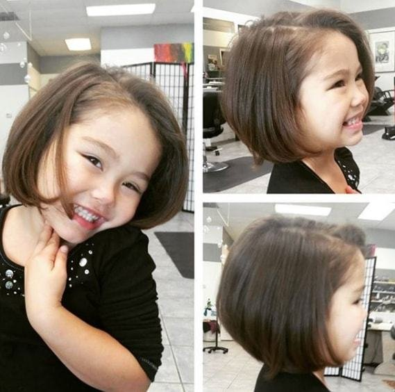 The Best 70 Short Hairstyles For Little Girls 2018 Mr Kids Haircuts Pictures