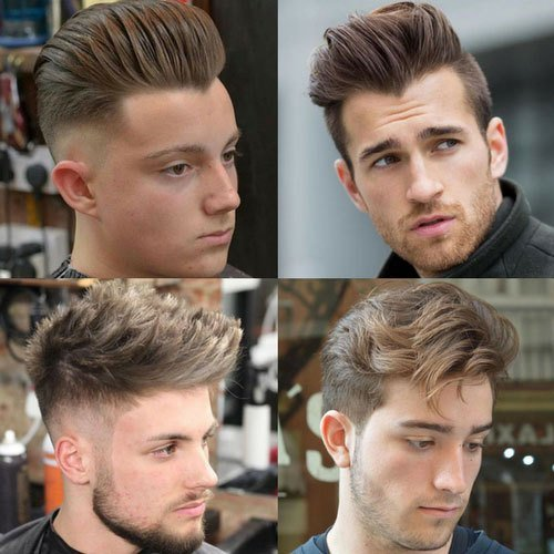 The Best Top 25 Layered Haircuts For Men 2019 Guide Pictures