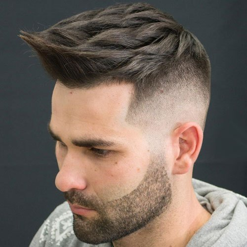 The Best Shaved Sides Hairstyles For Men 2019 Men S Haircuts Pictures