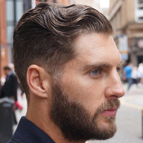 The Best How To Slick Back Hair 2019 Guide Pictures