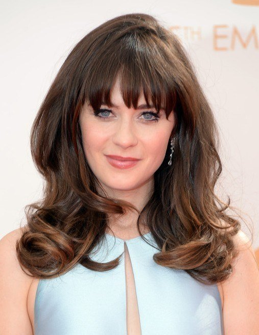 The Best Trendy Long Hairstyles Wig With Bangs Milky Way Human Pictures