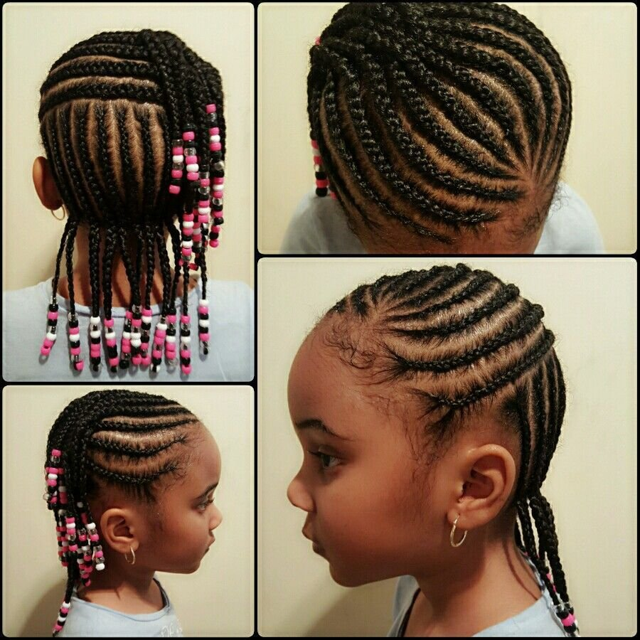 The Best Black Kids Hairstyles With Beads Pictures